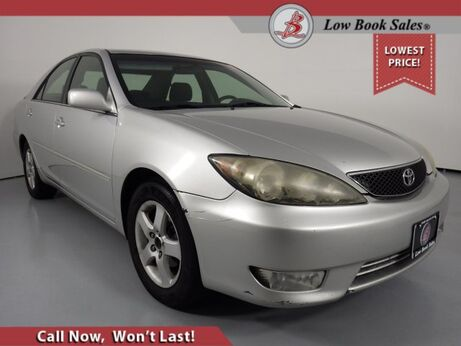 2005_Toyota_CAMRY LE SEDAN 4D__ Salt Lake City UT