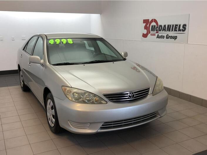 2005 Toyota Camry LE Columbia SC