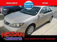 2005_Toyota_Camry_LE_ Melbourne FL