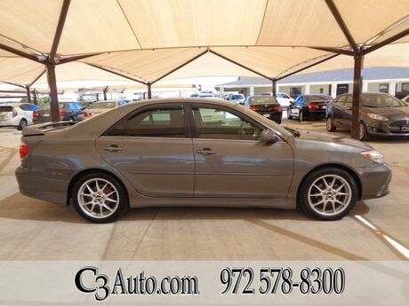2005 Toyota Camry LE Plano TX