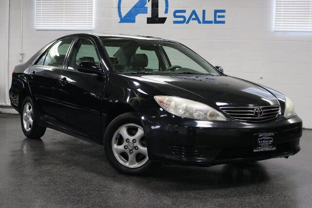 2005 Toyota Camry LE Touring Series 1 Owner Leather Seats Schaumburg IL