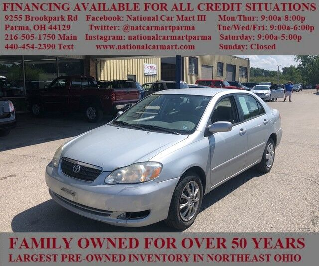 2005 Toyota Corolla LE Cleveland OH ...