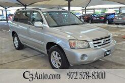 2005_Toyota_Highlander__ Plano TX