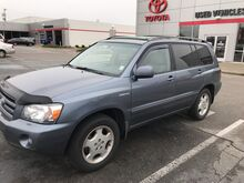 2005_Toyota_Highlander_Limited_ Decatur AL