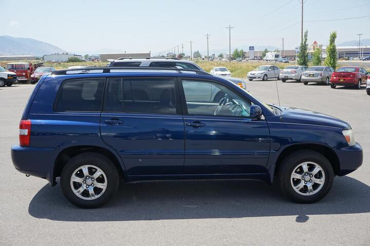 2005 Toyota Highlander Limited North Logan UT