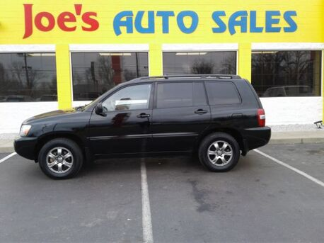 2005_Toyota_Highlander_Limited V6 4WD_ Indianapolis IN