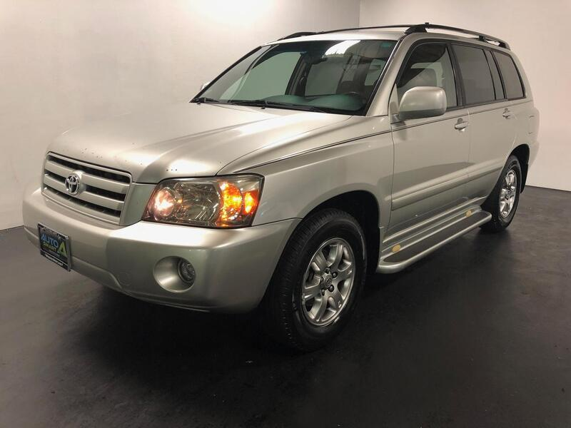 2005 Toyota Highlander UNKNOWN Texarkana TX