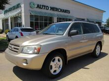 2005_Toyota_Highlander_V6 2WD with 3rd-Row Seat CLOTH SEATS, POWER WINDOWS/MIRRORS/SEAT, AM/FM RADIO, CD PLAYER, JBL SOUND_ Plano TX