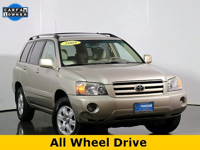 2005 Toyota Highlander V6 AWD Chicago IL