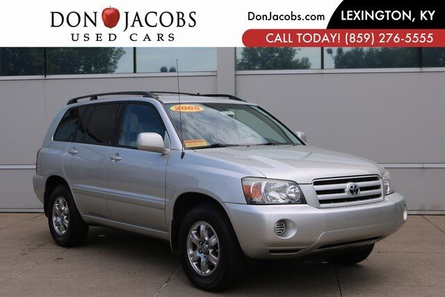 2005 Toyota Highlander V6 Lexington KY