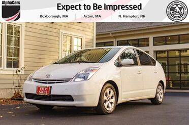 2005_Toyota_Prius_Hatchback_ Boxborough MA