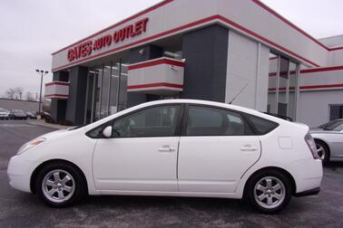 2005_Toyota_Prius_Hybrid_ Richmond KY