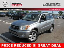2005_Toyota_RAV4_Base_ Glendale Heights IL