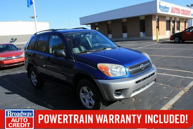 2005 Toyota RAV4 Base Green Bay WI