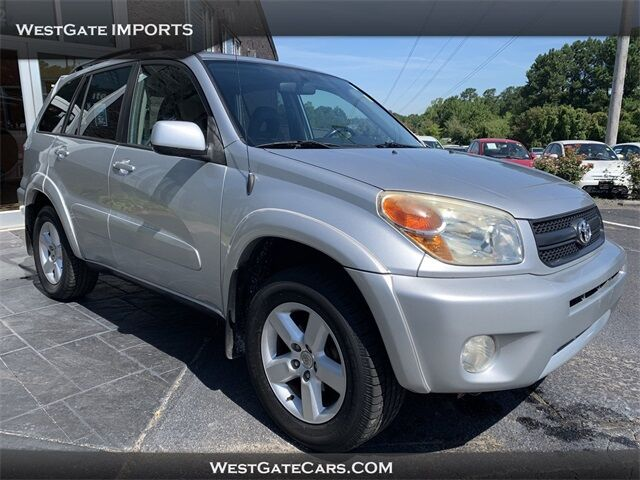 2005 Toyota RAV4 Base Raleigh NC