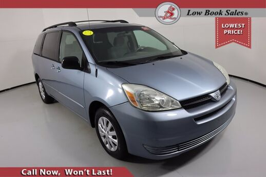 2005_Toyota_SIENNA_CE_ Salt Lake City UT