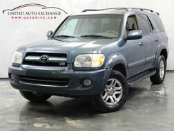2005_Toyota_Sequoia_Limited 4WD_ Addison IL