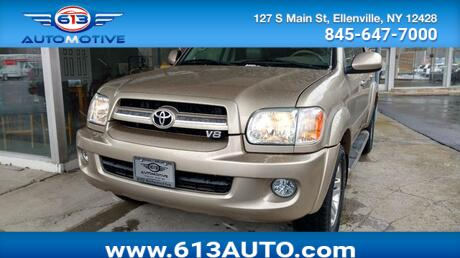 2005 Toyota Sequoia Limited 4WD Ulster County NY