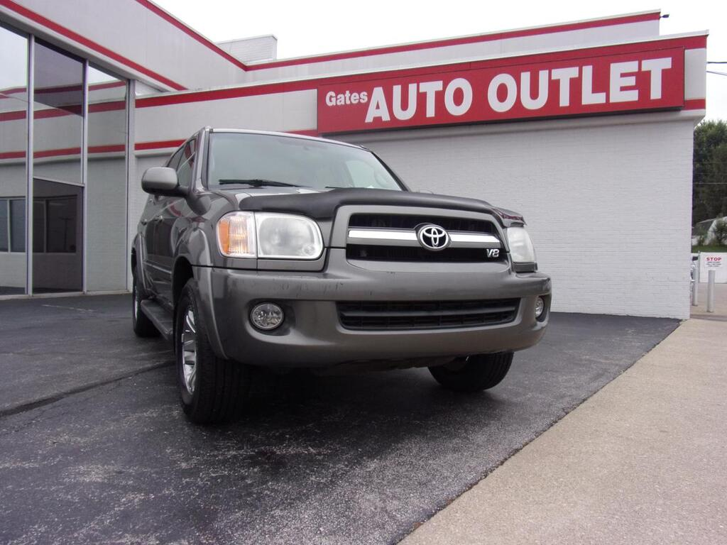 2005 Toyota Sequoia Limited Richmond KY ...
