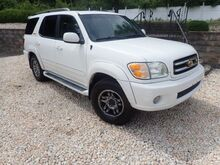 2005_Toyota_Sequoia_SR5 2WD_ Austin TX