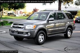2005_Toyota_Sequoia SR5_4WD, 1-Owner, NO Accidents! TOW Package, 3rd Row Seats!_ Fremont CA