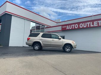 2005_Toyota_Sequoia_SR5_ Richmond KY