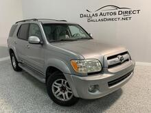 2005_Toyota_Sequoia SR5_**Total Loss Vehicle** Untrusted Miles**_ Carrollton  TX