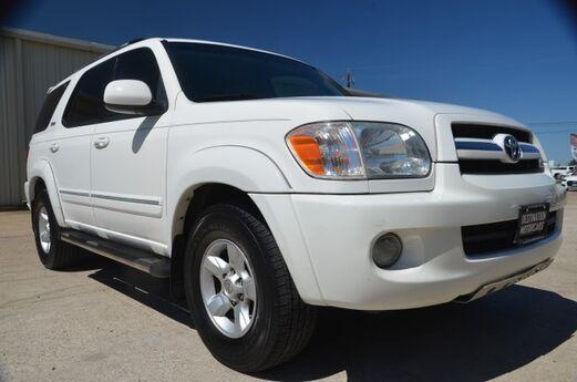 2005 Toyota Sequoia SR5 Wylie TX