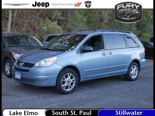 2005 Toyota Sienna 5dr LE AWD (Natl) St. Paul MN