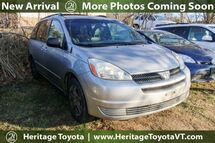 2005 Toyota Sienna LE South Burlington VT