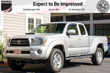 2005_Toyota_Tacoma_Access Cab 4x4 TRD Sport_ Boxborough MA