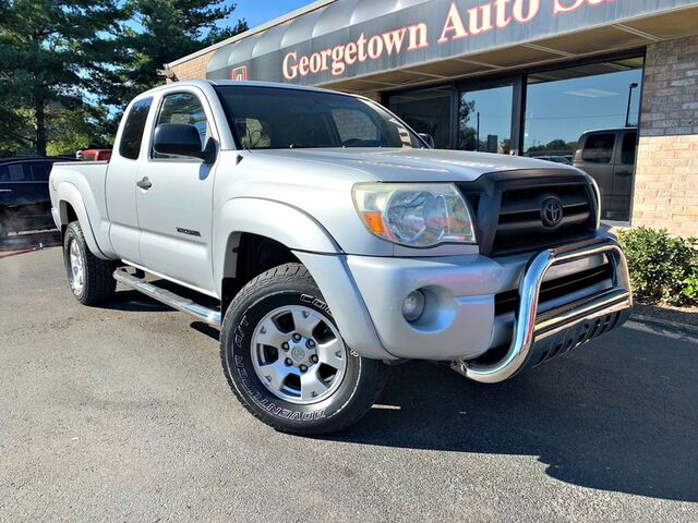 2005 Toyota Tacoma READ DESCRIPTION-HAS FRAME RUST- AS IS WHOLESALE TO PUBLIC Georgetown KY