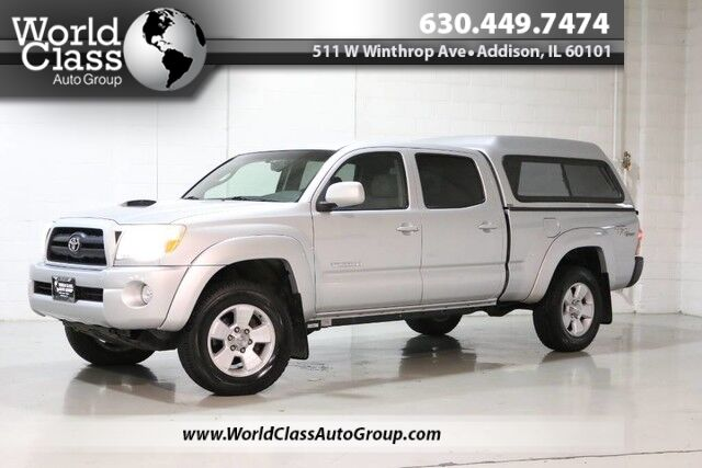 2005 Toyota Tacoma TRD SPORT - AWD TONNEAU COVER ALLOY WHEELS POWER MIRRORS CRUISE CONTROL Chicago IL