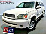 2005 Toyota Tundra Limited Stepside Access Cab 2WD