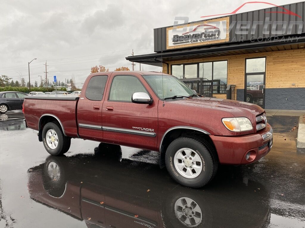 2005 Toyota Tundra SR5 OR