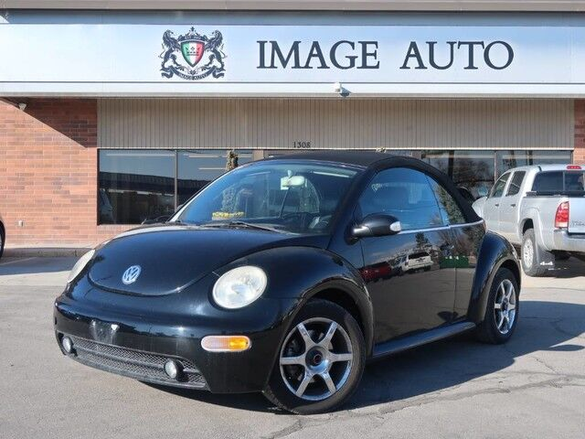 2005 Volkswagen New Beetle Convertible GLS West Jordan UT