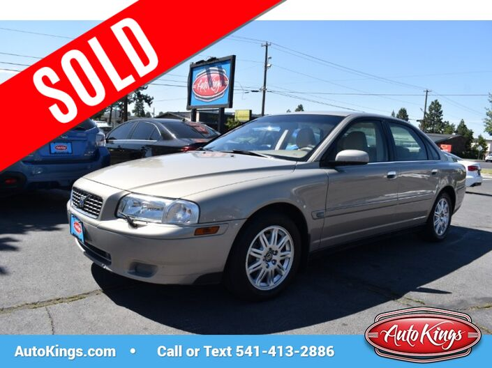 2005 Volvo S80 AWD Turbo w/Sunroof Bend OR