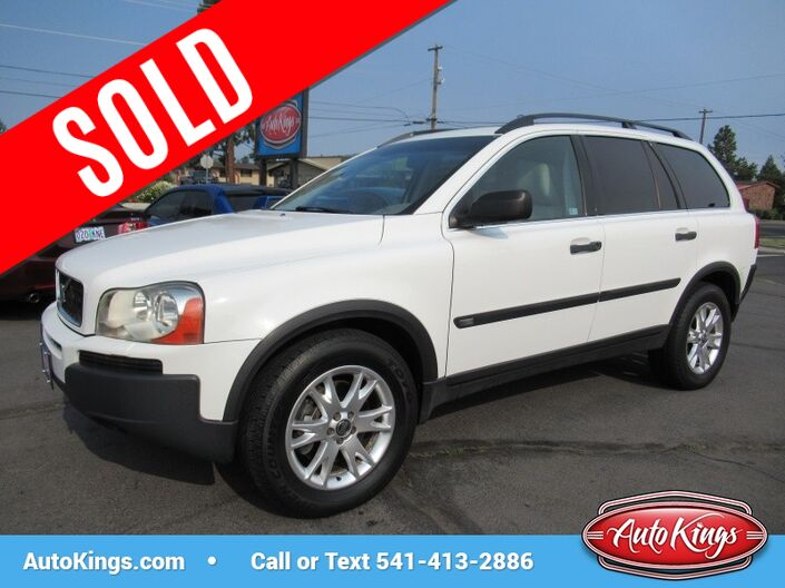 2005 Volvo XC90 AWD w/3rd Row Bend OR