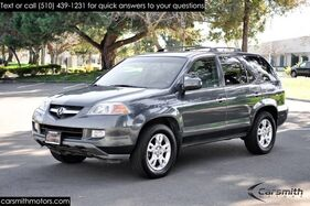 2006_Acura_MDX Touring_Navigation, Leather, 3rd Row Seating for 7 People!_ Fremont CA