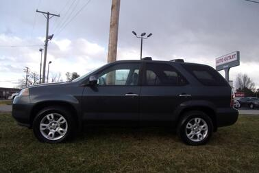 2006_Acura_MDX_Touring_ Richmond KY
