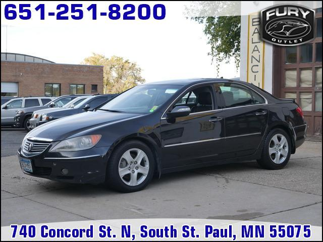2006 Acura RL 4dr Sdn AT (Natl) Stillwater MN