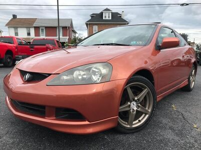Acura RSX Type-S Leather 2006