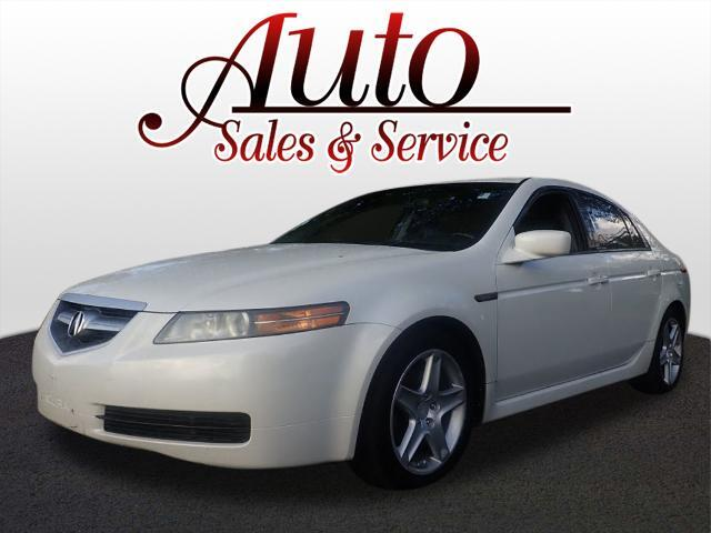 2006 Acura TL 5-Speed AT with Navigation Indianapolis IN