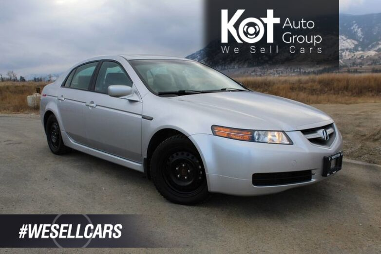 2006 Acura TL Heated Front Seats, Sunroof Penticton BC