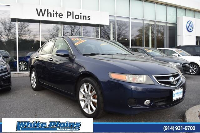 2006 Acura TSX Base White Plains NY