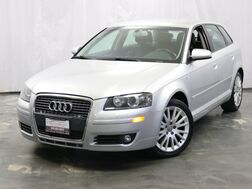 2006_Audi_A3_2.0L Turbocharged Engine / MANUAL TRANSMISSION / FWD / Premium Pkg_ Addison IL