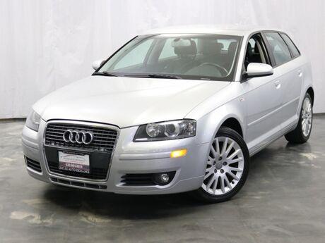 2006 Audi A3 2.0L Turbocharged Engine / MANUAL TRANSMISSION / FWD / Premium Pkg Addison IL