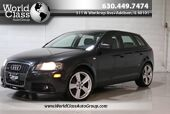 2006 Audi A3 S-Line - AWD POWER ADJUSTABLE HEATED LEATHER SEATS SUN ROOF ALLOY WHEELS