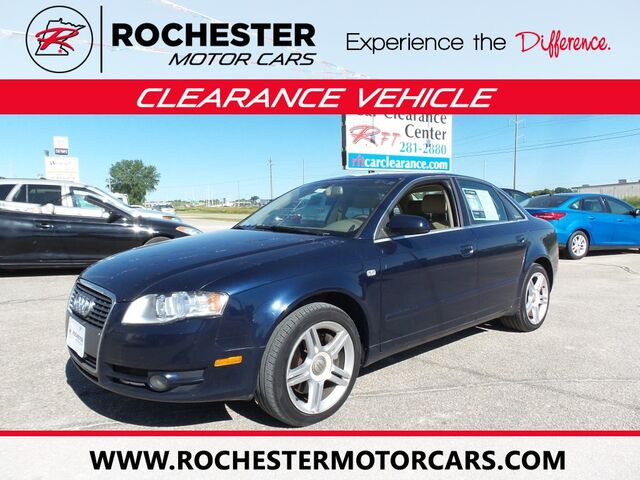 Audi A T MECHANIC SPECIAL W Rochester MN - 2006 audi a4