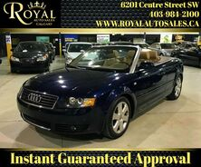 Audi A4 3.0L AWD, LEATHER, HEATED SEATS, POWER SEATS 2006
